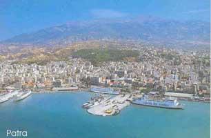 Pyrgos, Elis