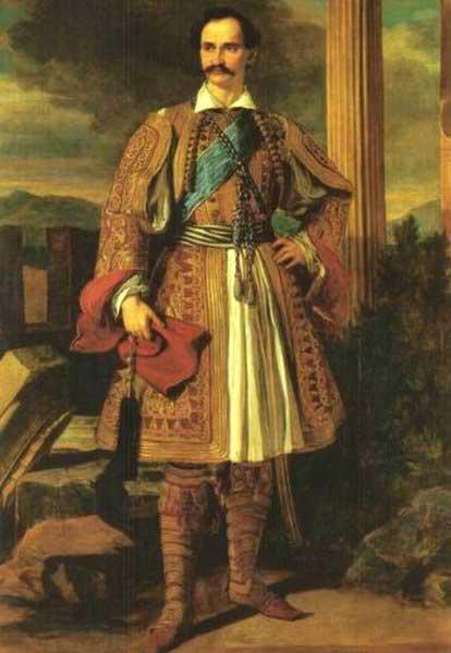 Reyes de Baviera OttoPainting2