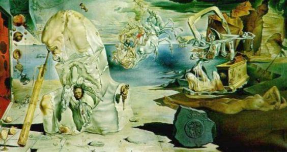 Galería de Salvador Dalí [¡Actualizado! ] DaliApotheosis