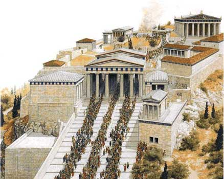 The Parthenon : History, Reconstruction, Technology and ...