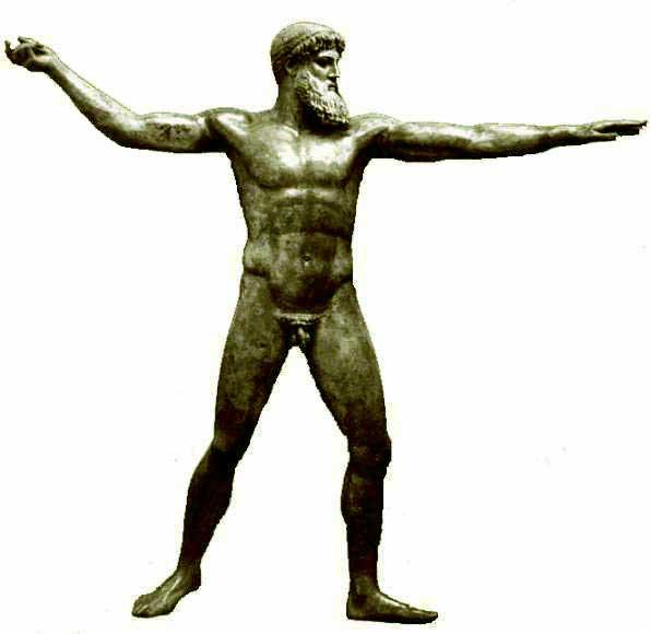 Zeus o Poseidón de Artemisión