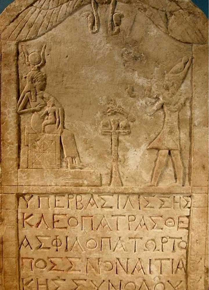 CleopatraVIIInscription «Κλεοπάτρα» η Α. Τζολί, τη σκηνοθετεί ο Τζέημς Κάμερον
