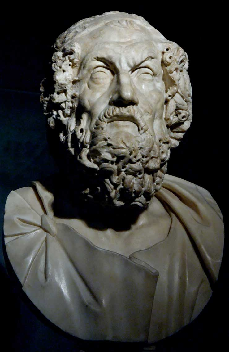 an analysis of homers iliad Need help with book 1 in homer's the iliad check out our revolutionary side-by-side summary and analysis.