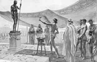 ThAlexanderIlion Ancient sources about Alexanders army Greek character