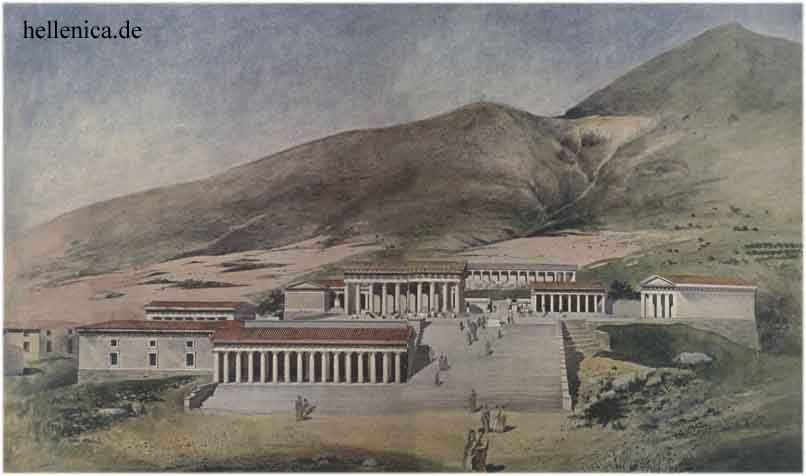 Reconstruction of the Argive Heraion
