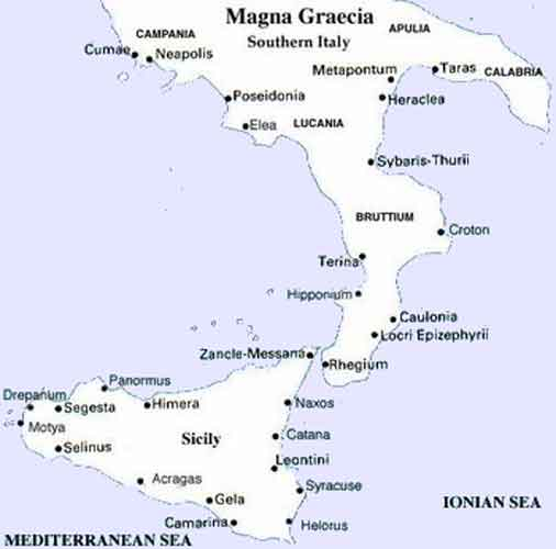 ReferencesResearch South Italy GreeksItalians Syracuse - Syracuse map italy