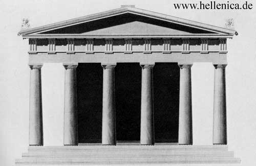 Nemesis' Temple