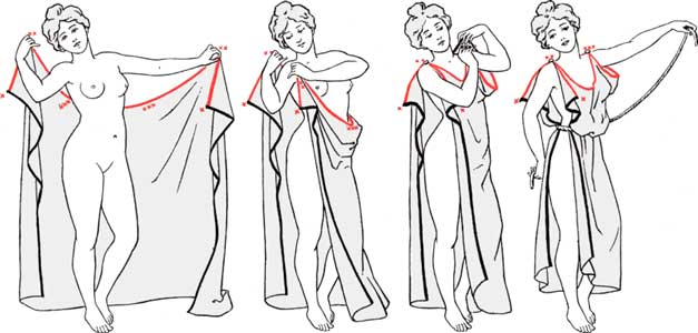 Clothing in ancient Greece - Wikipedia, the free encyclopedia