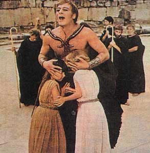Oedipus the King   1967 GB Philip Saville  with Christopher Plummer    Oedipus And Antigone