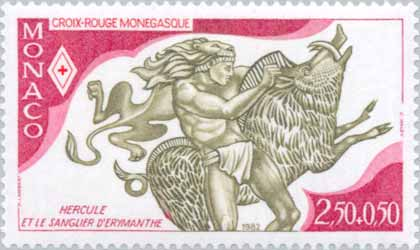 Hercules Erymanthian Boar