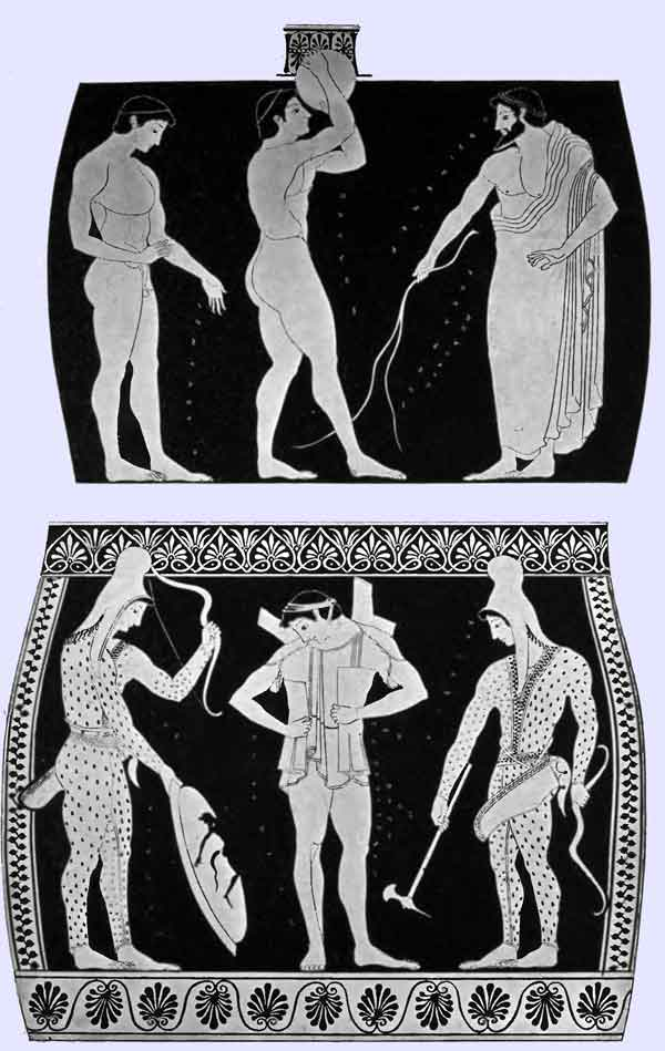 euthymides three revelers Start studying art history chapter 1, 2, 3, 4 art learn vocabulary, terms, and more with flashcards, games euthymides three revelers 510 bce.