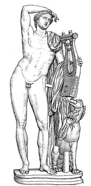 Harpe / Telenn ApolloGriffin