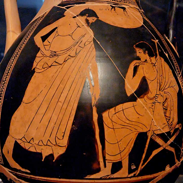 "the central theme is the concept of heroism in greek mythology The greek hero diomedes the concept of heroism is the word that opens ""the iliad"", and one of the major themes of the poem is achilles coming to terms."