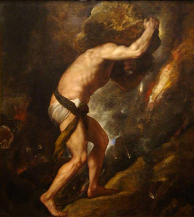 Titian (Tiziano VECELLIO) resimleri