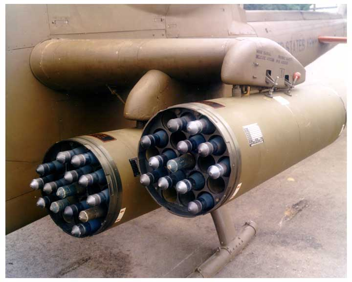 Hydra 70 Rocket