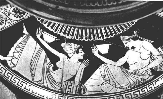 Αποτέλεσμα εικόνας για hetaira ancient greece