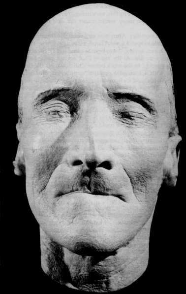 Famous People Death Mask